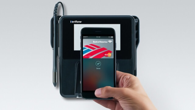 Mira cómo funciona Apple Pay en el iPhone 6/6S
