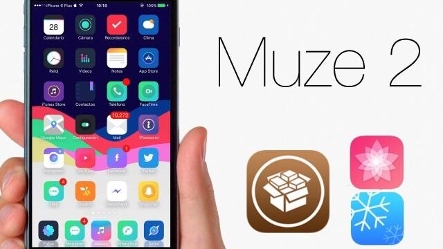 Muze 2: Increible Tema para nuestro iDevice
