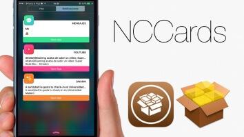 NCCards: Tu Notification Center al estilo de watchOS