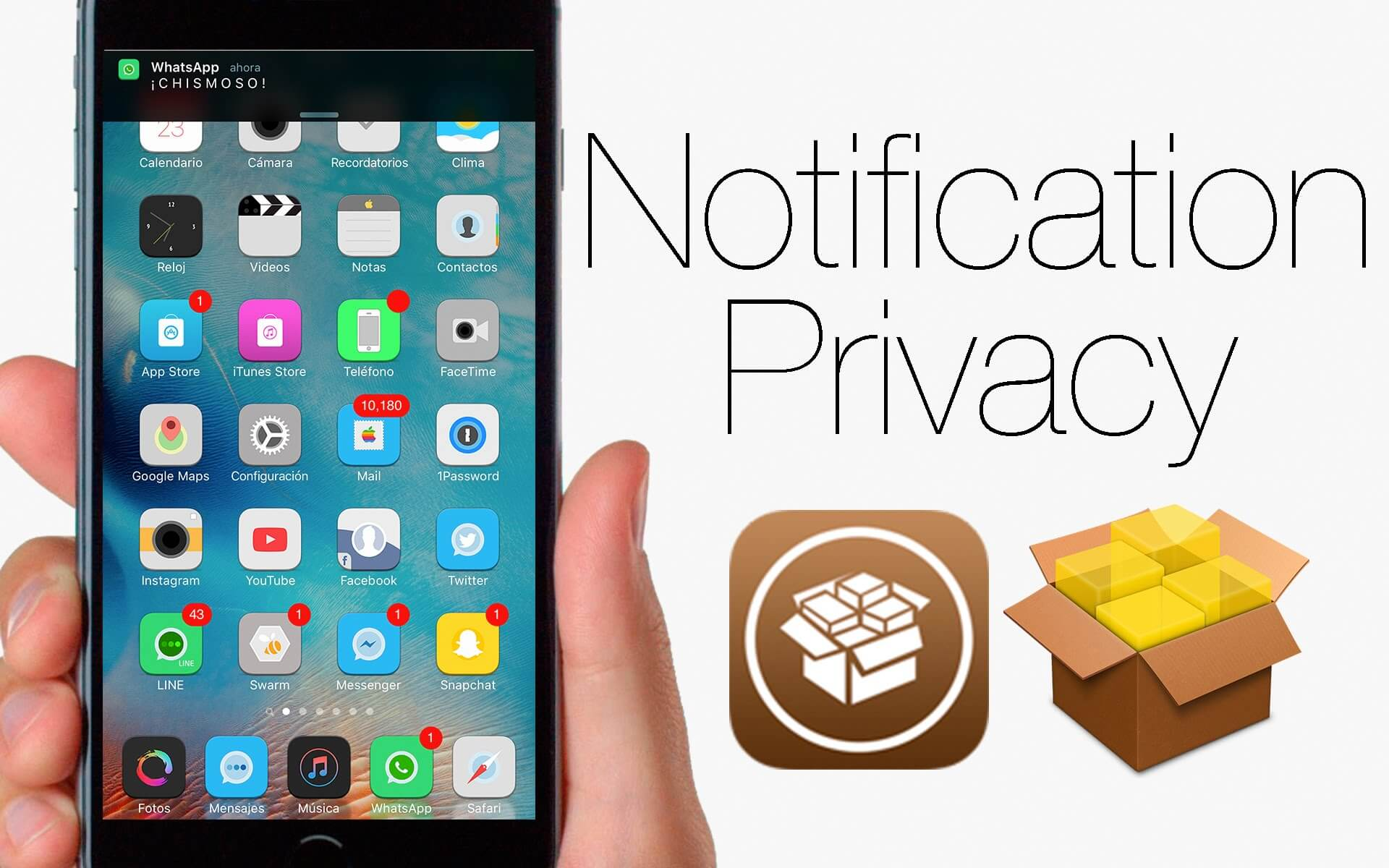 Notification Privacy: Mucha seguridad a nuestras notificaciones