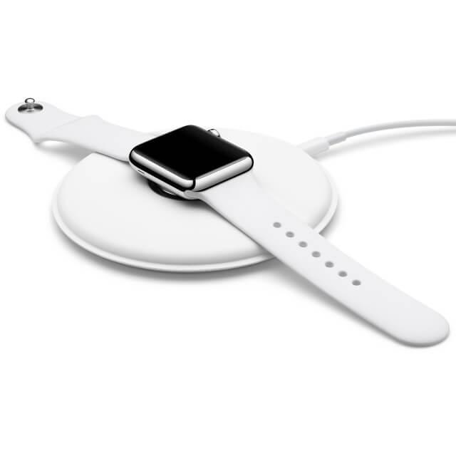 Nuevo dock de carga magnética para el Apple Watch