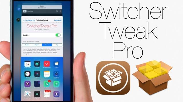 SwitcherTweak Pro: Personaliza la multitarea a tu gusto