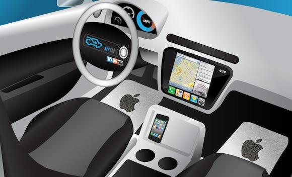 ya habían comenzando a discutir esta fantástica idea de construir un vehículo de la marca Apple