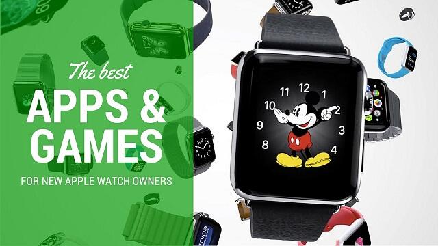 10 de las mejores aplicaciones y juegos para el Apple Watch