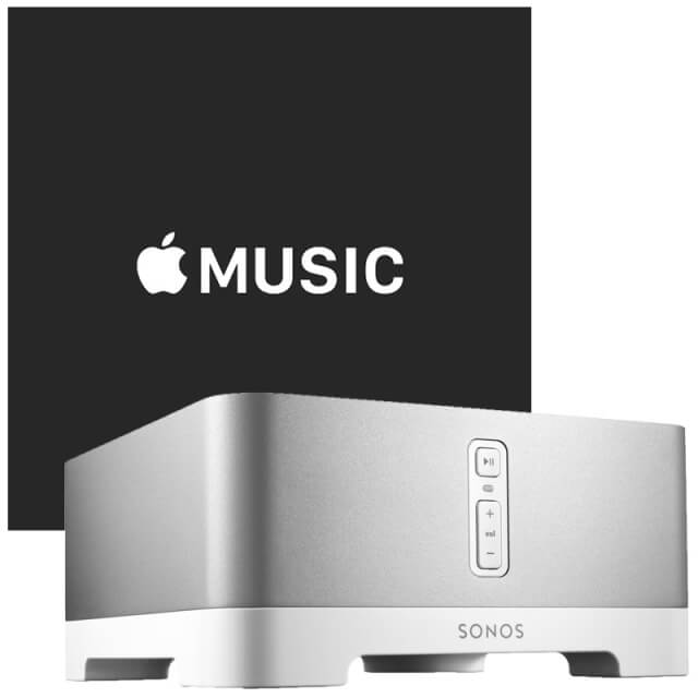 Apple Music en Sonos