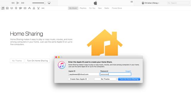 3. Apple ID y contraseña