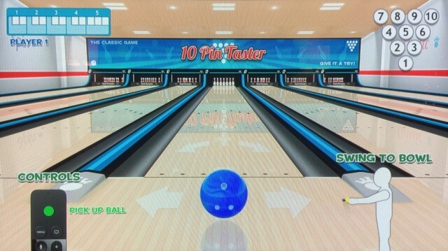 3. Strike! Ten Pin Bowling
