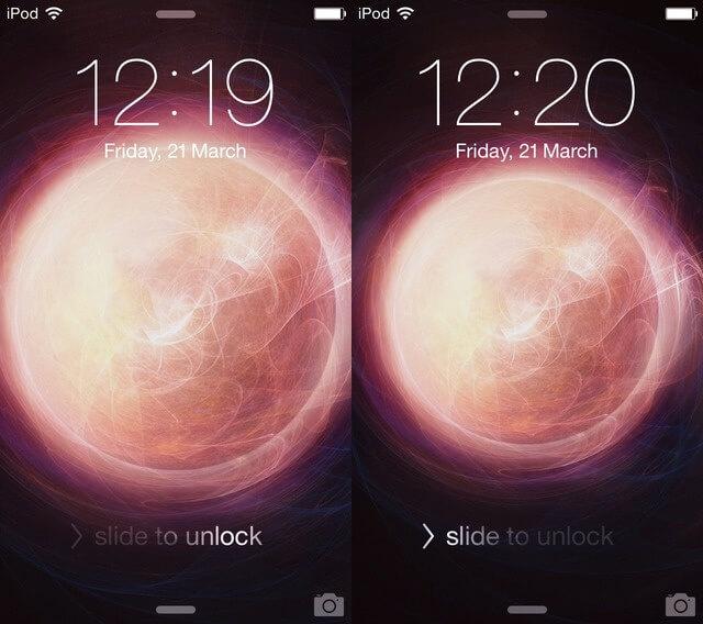 3af3b5f4b18 Cómo evitar que iOS realice un ajuste de zoom de la imagen al colocarla de  Wallpaper en el iPhone y iPad