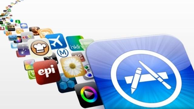 App Store de iOS muestra aplicaciones compatibles con el Apple TV