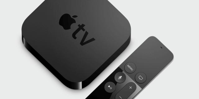 Apple TV 5 comenzara su producción a principios del 2016