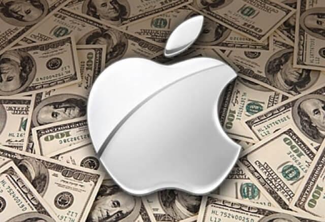 Apple genera ingresos en varios paises del mundo