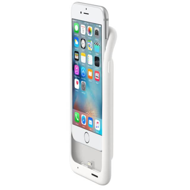 Apple lanza oficialmente su primera carcasa inteligente para el iPhone 6s 2