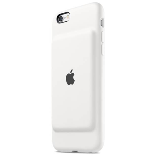 Apple lanza oficialmente su primera carcasa inteligente para el iPhone 6s 3