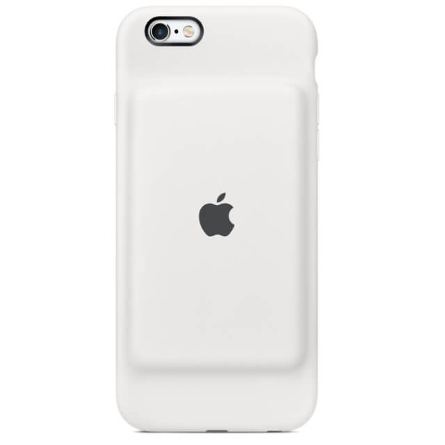 Apple lanza oficialmente su primera carcasa inteligente para el iPhone 6s 4