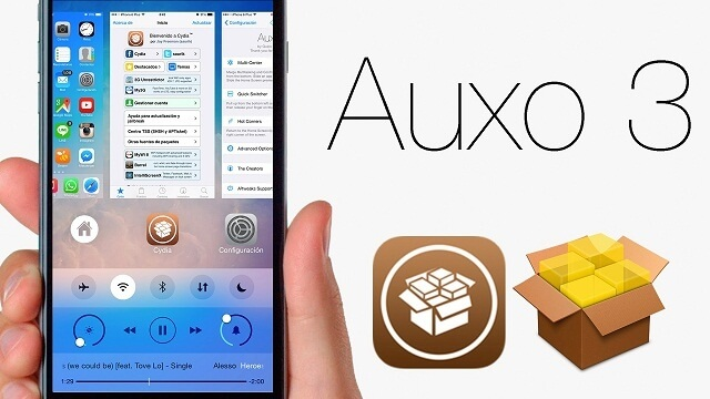Auxo 3 Añade el Control Center al multitareas y utiliza el Quick Switcher en iOS 9 - copia