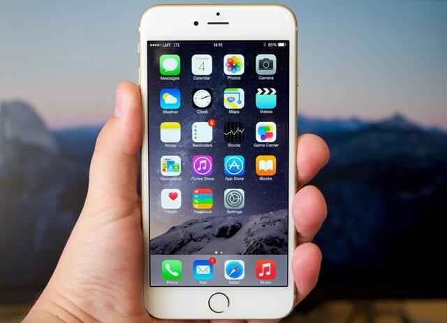 Beta publica iPhone