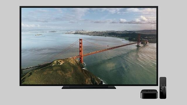 Cómo agregar un salvapantallas en el Apple TV  con fotos de tu ordenador