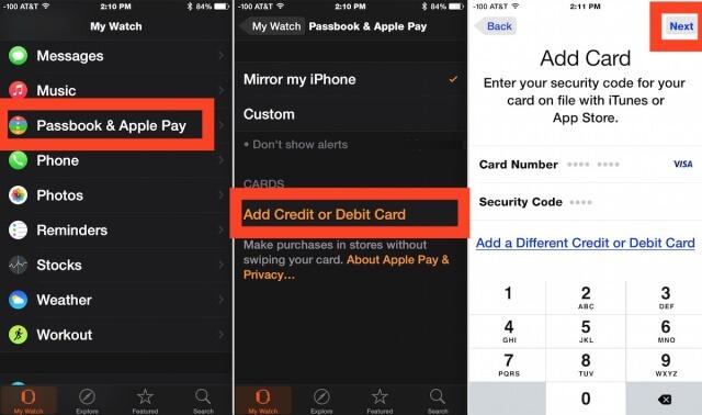 Cómo configurar y utilizar Apple Pay en su Apple Watch 2