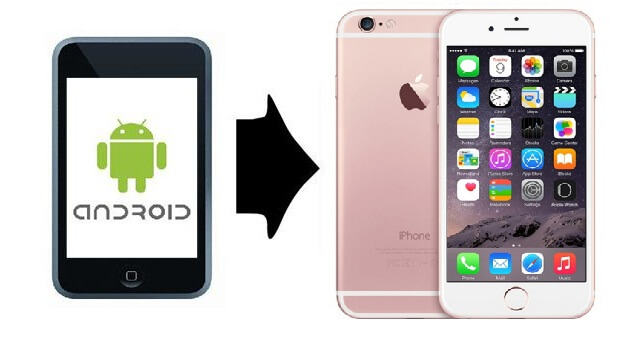 Cambio de Android a iphone