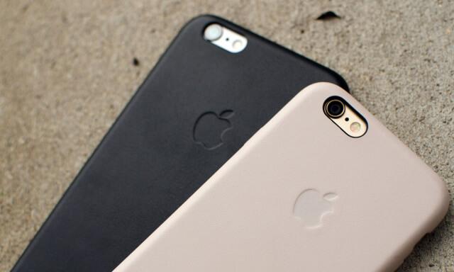 Cases de cuero de Apple - RED Case