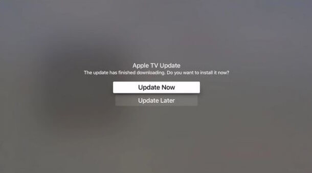 Como actualizar el tvOS de tu Apple TV 3 y 2