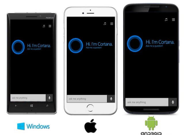 Cortana ya se encuentra disponible para iOS