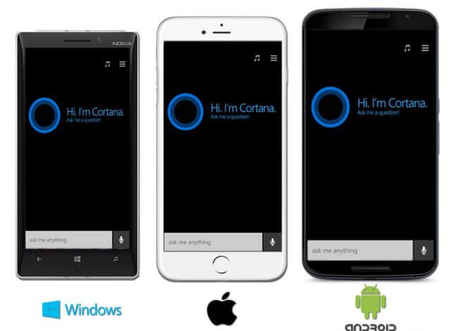 Cortana ya se encuentra disponible para iOS