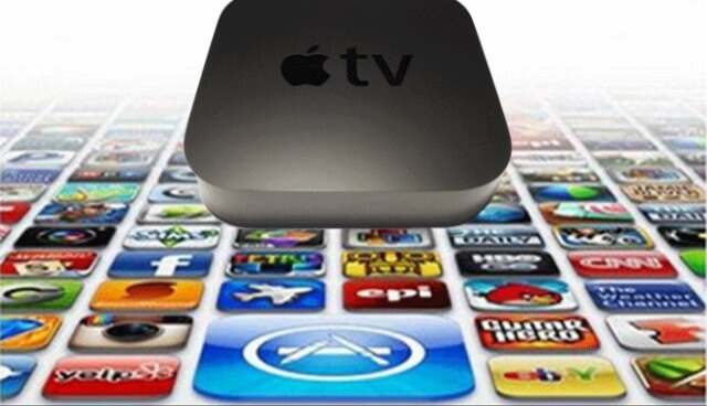 Digits soporte Apple TV