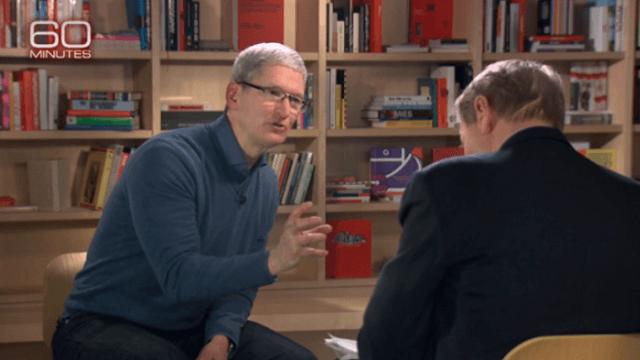 Entrevista a Tim Cook toca el tema de los impuestos que Apple posiblemente evade