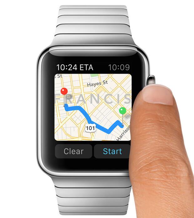 GPS Apple Watch