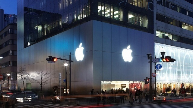 Ginza Apple Store cancela su evento amenaza de Bomba