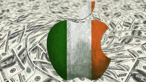 Irregularidades de los impuestos de Apple en Irlanda están siendo investigadas