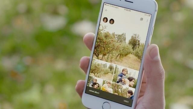 "La opción ""Albumes Compartidos"" de Google Photos llega a iOS"