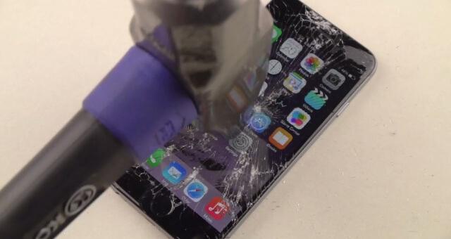 Martillar el iPhone