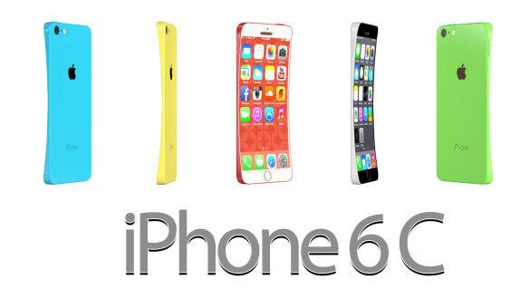 Modelos iPhone 6c