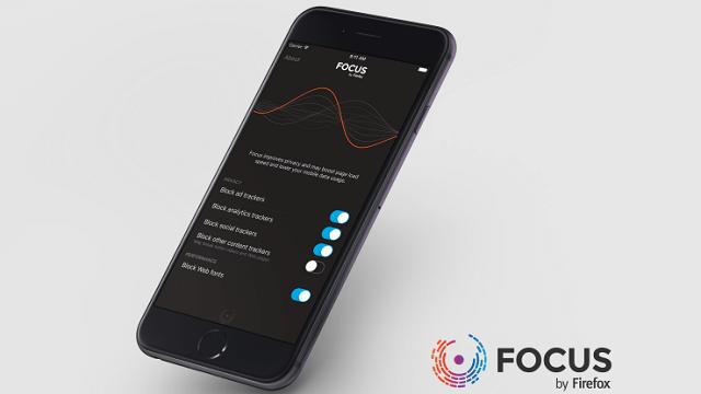 Mozilla lanzó Bloqueado de contenido para Safari en iOS 9 - copia