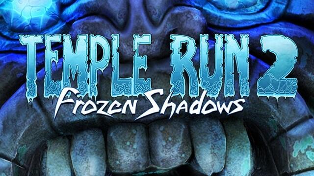 Nueva actualización de Temple Run 2 Frozen Shadows