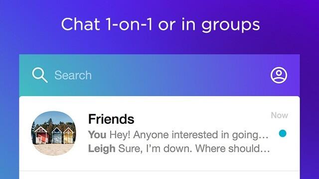Nueva aplicación de Messenger de Yahoo para iPhone