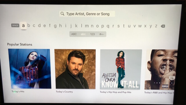 Pandora Radio ya se encuentra disponible en Apple TV 2