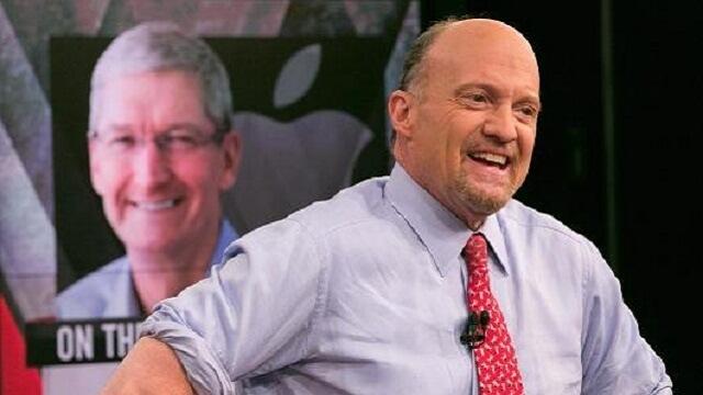 Para Jim Cramer, Apple debería comprar Harman, Pandora, Fitbit y Verifone