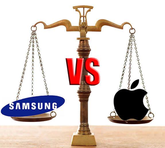 Samsung continúa apelando sobre su infracción con las patentes de Apple en la Corte Suprema