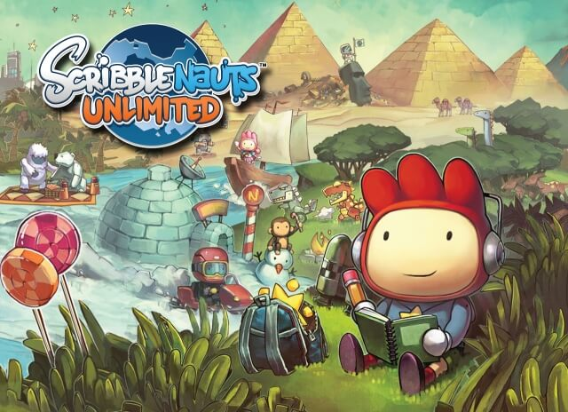 Scribblenauts Unlimited ya se encuentra disponible para iOS - copia