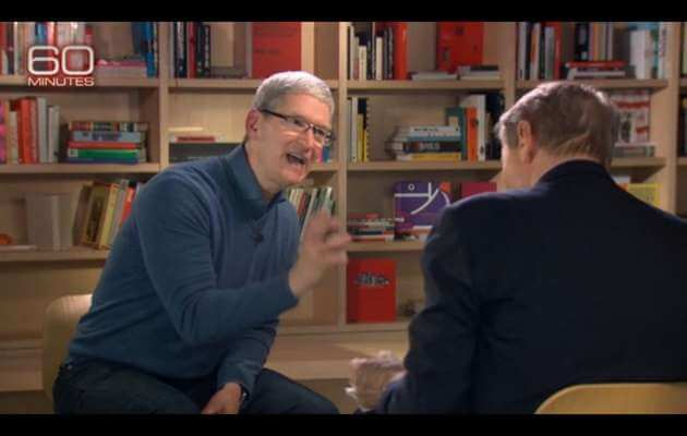 Tim Cook 60 Minutes