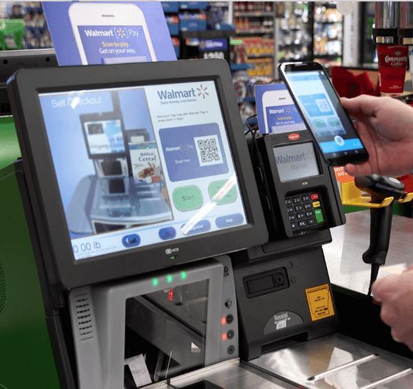 Walmart Pay será el próximo sistema de pagos móviles de la compañía minorista