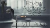 Audífonos RX18 de MEE Audio