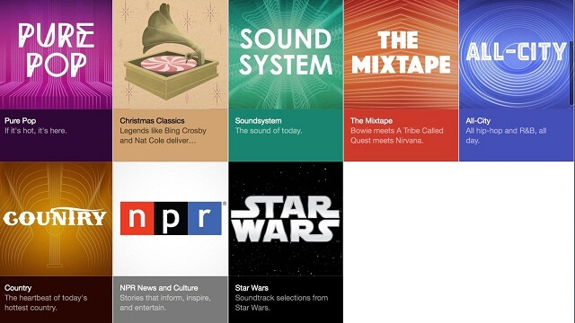 Apple Music ofrece una estación exclusiva de Star Wars