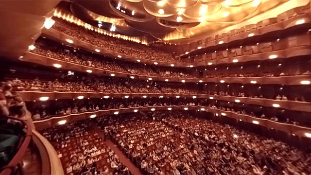 en el cual se puede llegar a apreciar todo el teatro
