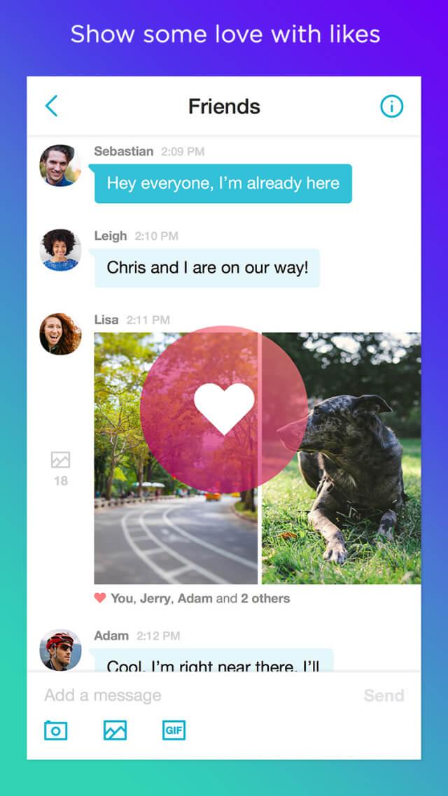 este nuevo Yahoo Messenger busca posicionarse de primero en descargas en las aplicaciones de este estilo