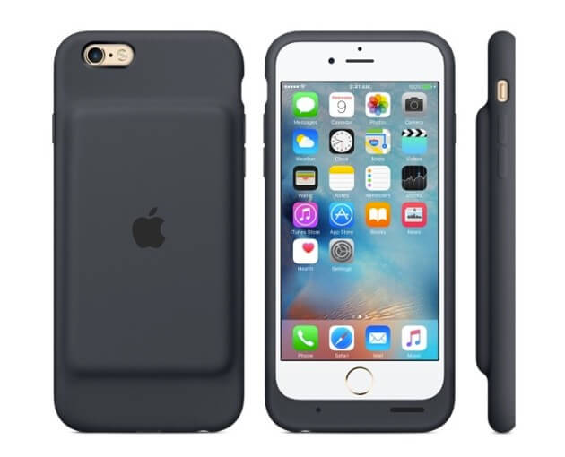 iFixit desmonta el Smart Battery Case del iPhone 6s