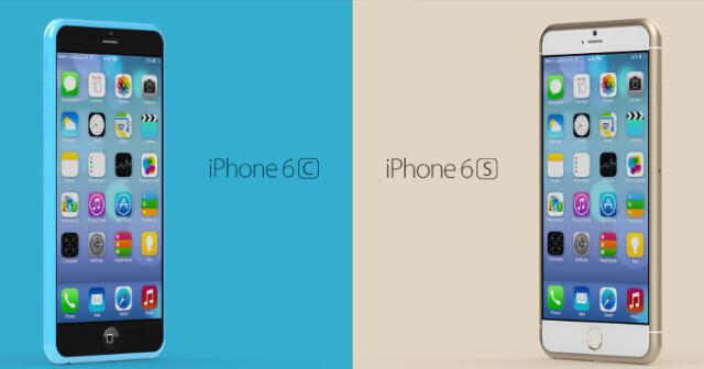 iPhone 6c y 6s